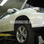 Lexus RX400h CVT P310