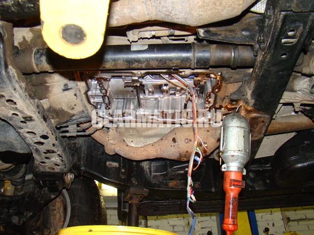 Замена гидротрансформатора акпп тойота ленд крузер 200 Замена переднего тормозного диска рено логан 1 4