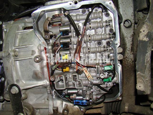 Диагностика АКПП т4 Замена цепи ГРМ форд фокус 2