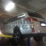 Subaru Outback 2.5 2012 TR580 - изредка глохнет при торможении (ошибок нет)